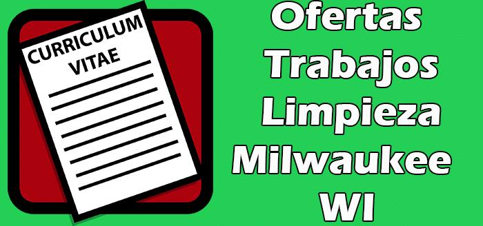 Trabajos de Limpieza en Milwaukee WI