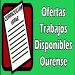 Trabajo en Ourense de Conductor