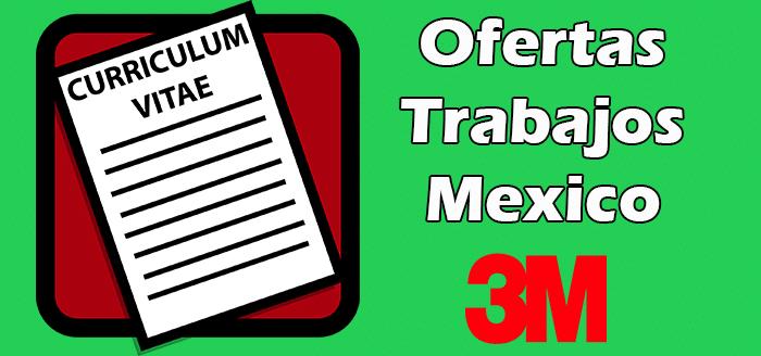 Empleos en 3M Mexico